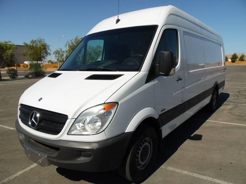 2012 Mercedes Benz Sprinter Cargo 2500 170 WB 3dr Extended Cargo Van   Las  Vegas