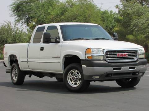 2002 GMC Sierra 2500HD for sale in Las Vegas, NV
