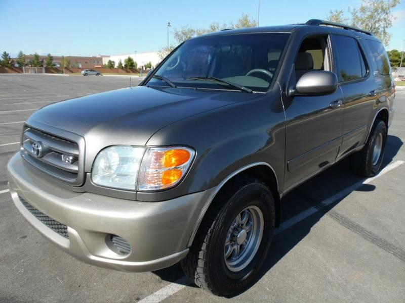 2004 toyota sequoia sr5 4dr suv in las vegas nv best auto buy 2004 Toyota Sequoia Lifted 2004 toyota sequoia sr5 4dr suv las vegas nv