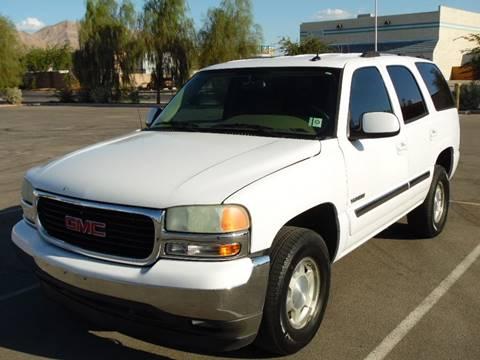 2005 GMC Yukon for sale in Las Vegas, NV