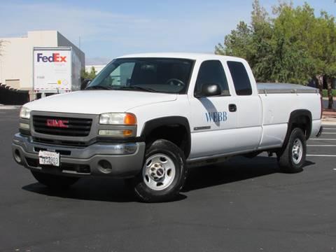 2006 GMC Sierra 2500HD for sale in Las Vegas, NV