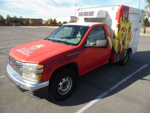 2007 GMC Canyon for sale in Las Vegas, NV