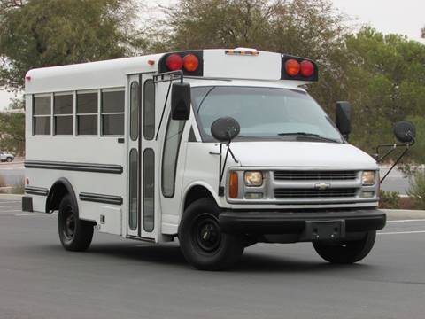 2001 Chevrolet Express Cutaway for sale in Las Vegas, NV
