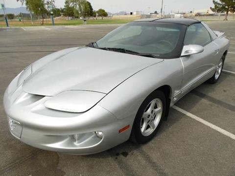 2000 Pontiac Firebird for sale in Las Vegas, NV