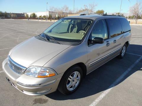 2003 Ford Windstar for sale in Las Vegas, NV