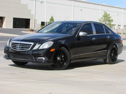 2010 Mercedes-Benz E-Class for sale at Best Auto Buy in Las Vegas NV