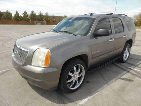 2007 GMC Yukon for sale in Las Vegas, NV