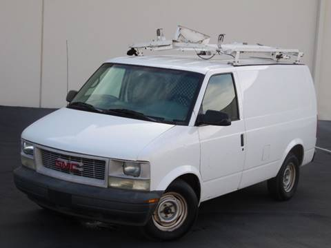 2000 GMC Safari Cargo for sale in Las Vegas, NV