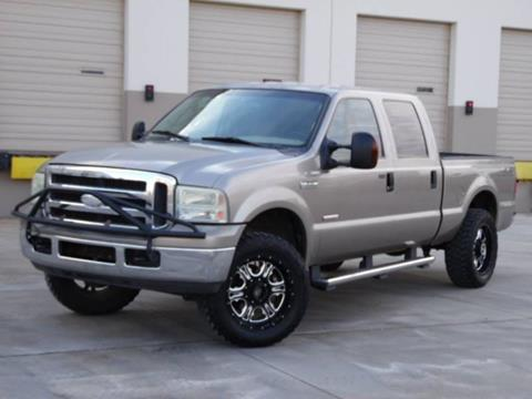 2007 Ford F-250 Super Duty for sale in Las Vegas, NV