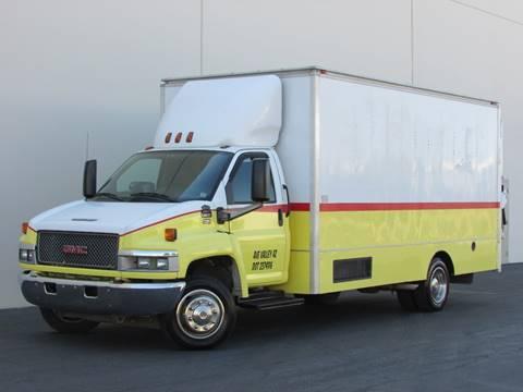 2006 GMC C5500