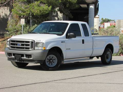 2002 Ford F-250 Super Duty for sale in Las Vegas, NV