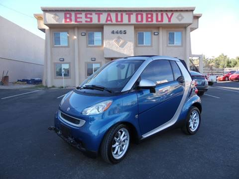 2009 Smart fortwo for sale in Las Vegas, NV