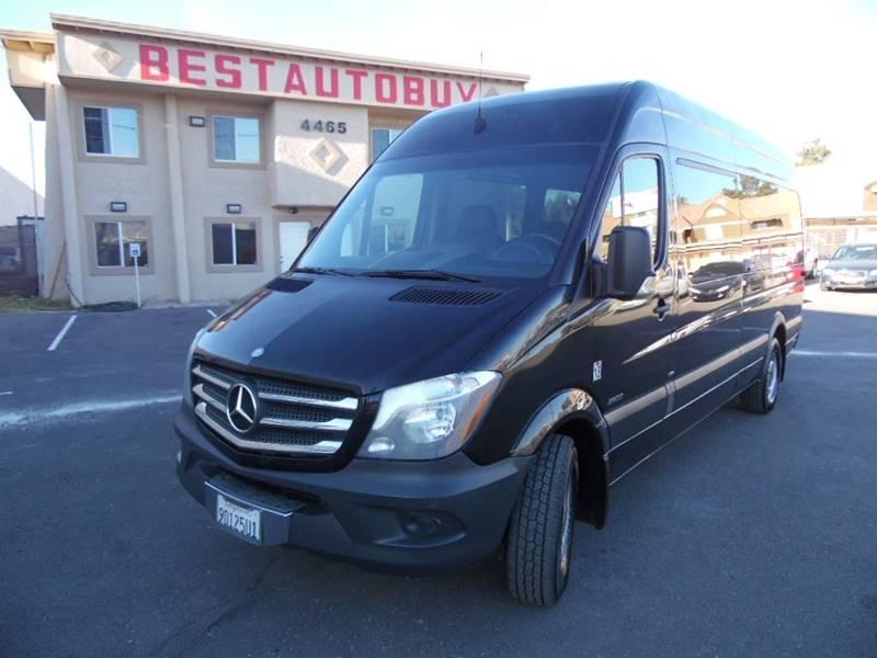 2014 Mercedes-Benz Sprinter Passenger for sale at Best Auto Buy in Las Vegas NV