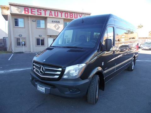2014 Mercedes-Benz Sprinter Passenger for sale at Best Auto Buy in Las Vegas NV
