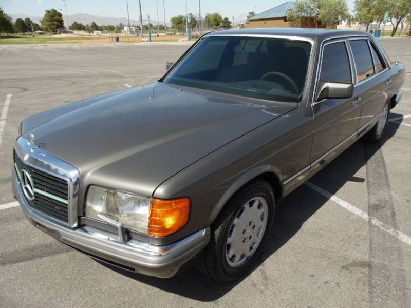 1985 Mercedes-Benz 500-Class for sale at Best Auto Buy in Las Vegas NV