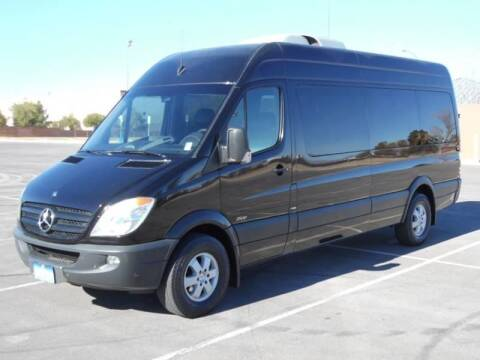 2011 Mercedes-Benz Sprinter Passenger for sale at Best Auto Buy in Las Vegas NV