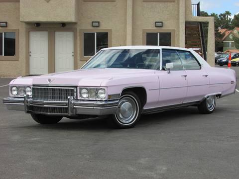 1973 Cadillac DeVille for sale at Best Auto Buy in Las Vegas NV