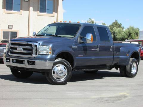 2005 Ford F-350 Super Duty Lariat for sale at Best Auto Buy in Las Vegas NV