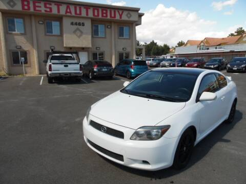 2007 Scion tC for sale at Best Auto Buy in Las Vegas NV