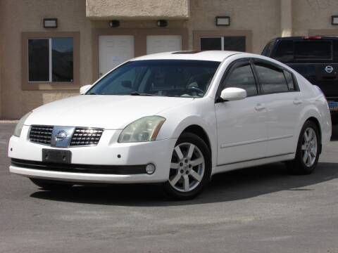 2006 Nissan Maxima 3.5 SL for sale at Best Auto Buy in Las Vegas NV