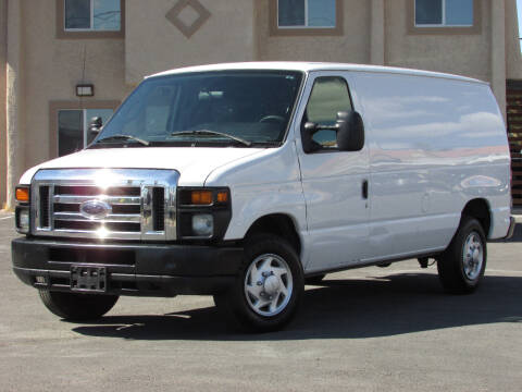 2011 Ford E-Series Cargo E-150 for sale at Best Auto Buy in Las Vegas NV