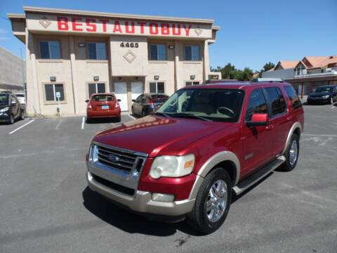 2007 Ford Explorer for sale at Best Auto Buy in Las Vegas NV