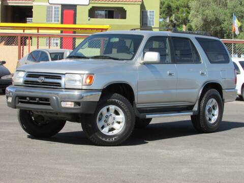 1999 Toyota 4Runner for sale at Best Auto Buy in Las Vegas NV