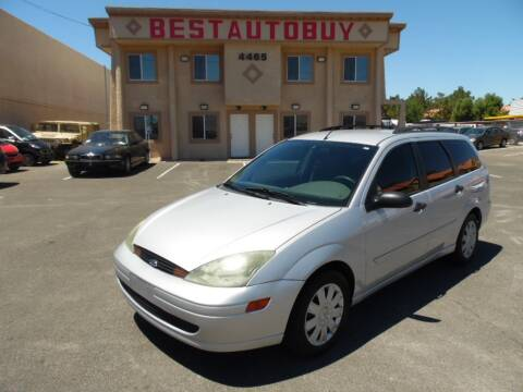 2004 Ford Focus for sale at Best Auto Buy in Las Vegas NV