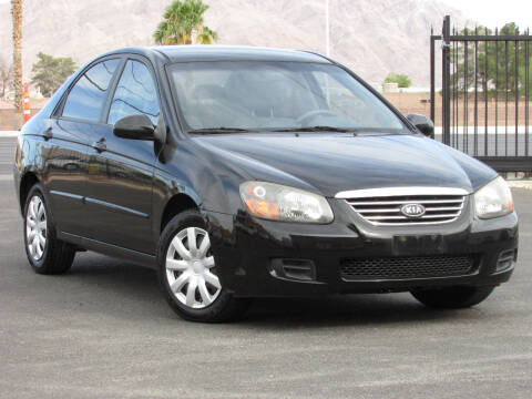 2009 Kia Spectra for sale at Best Auto Buy in Las Vegas NV