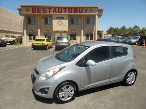 2014 Chevrolet Spark for sale at Best Auto Buy in Las Vegas NV