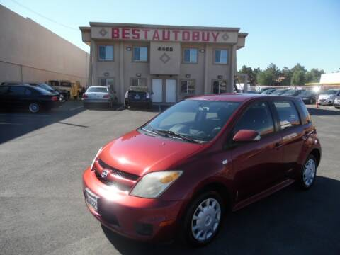 2006 Scion xA for sale at Best Auto Buy in Las Vegas NV