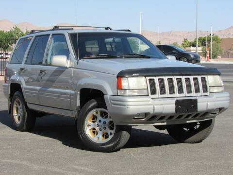 1997 Jeep Grand Cherokee for sale at Best Auto Buy in Las Vegas NV