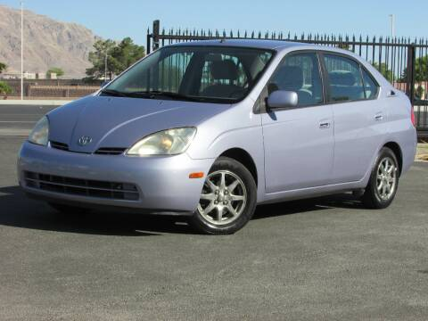 2002 Toyota Prius for sale at Best Auto Buy in Las Vegas NV