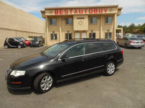 2007 Volkswagen Passat for sale at Best Auto Buy in Las Vegas NV