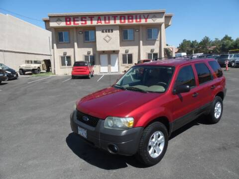 2005 Ford Escape for sale at Best Auto Buy in Las Vegas NV