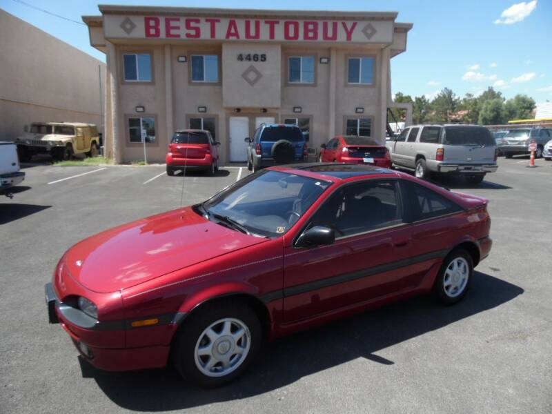 1992 Nissan NX for sale at Best Auto Buy in Las Vegas NV