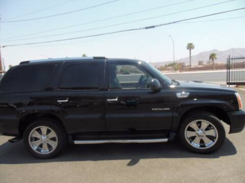2002 Cadillac Escalade for sale at Best Auto Buy in Las Vegas NV