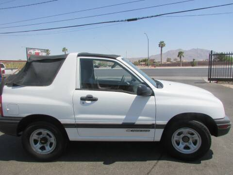 2000 Chevrolet Tracker for sale at Best Auto Buy in Las Vegas NV