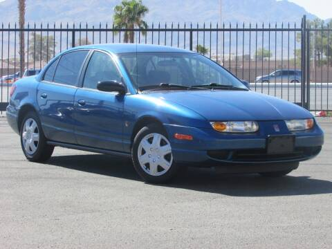 2002 Saturn S-Series for sale at Best Auto Buy in Las Vegas NV