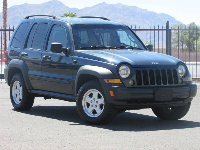 2006 Jeep Liberty for sale at Best Auto Buy in Las Vegas NV