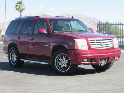 2006 Cadillac Escalade for sale at Best Auto Buy in Las Vegas NV