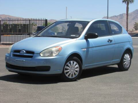 2008 Hyundai Accent for sale at Best Auto Buy in Las Vegas NV