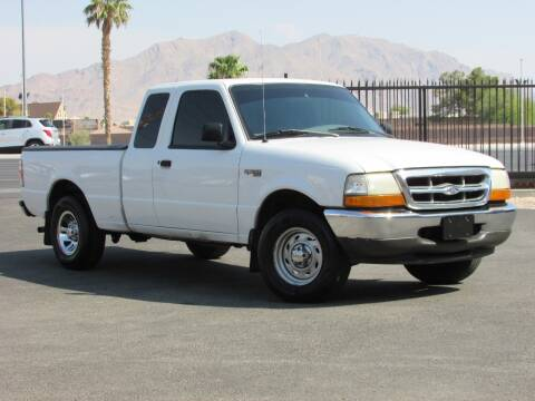 1999 Ford Ranger for sale at Best Auto Buy in Las Vegas NV