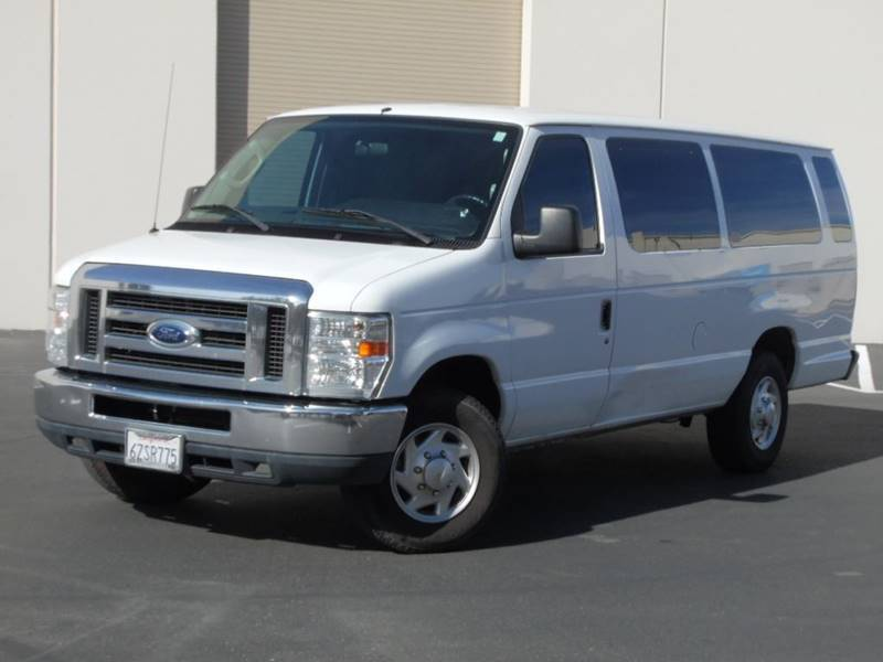 2013 Ford E-Series Wagon for sale at Best Auto Buy in Las Vegas NV