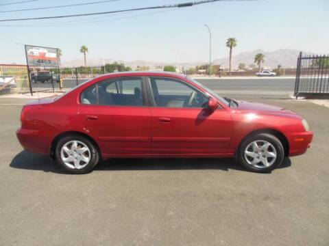 2004 Hyundai Elantra for sale at Best Auto Buy in Las Vegas NV
