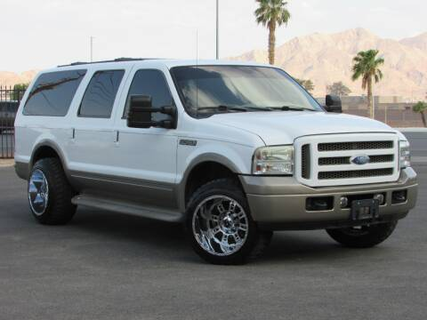 2005 Ford Excursion for sale at Best Auto Buy in Las Vegas NV