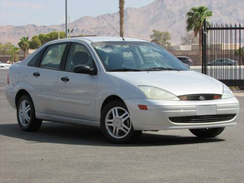 2001 Ford Focus for sale at Best Auto Buy in Las Vegas NV