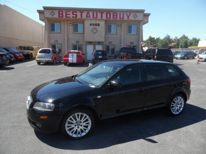 2006 Audi A3 for sale at Best Auto Buy in Las Vegas NV