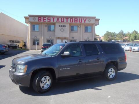 2011 Chevrolet Suburban for sale at Best Auto Buy in Las Vegas NV