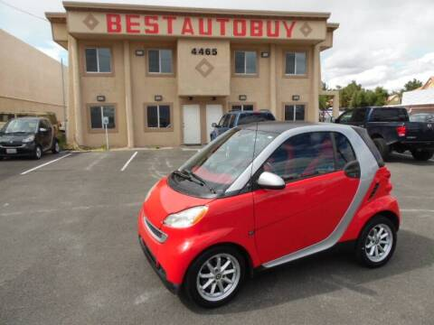2009 Smart fortwo for sale at Best Auto Buy in Las Vegas NV
